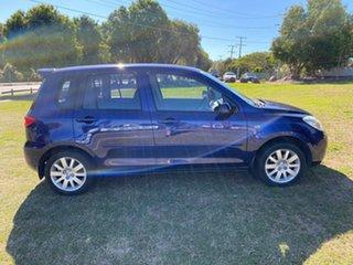 2007 Mazda 2 DY10Y2 Maxx Blue 4 Speed Automatic Hatchback