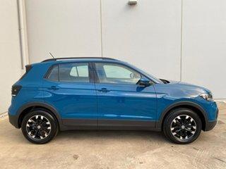 2020 Volkswagen T-Cross C1 MY20 85TSI DSG FWD Life Dark Petrol 7 Speed Sports Automatic Dual Clutch.
