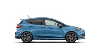 2020 Ford Fiesta WG 2020.75MY ST Ford Performance Blue 6 Speed Manual Hatchback