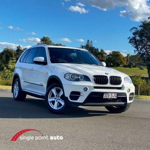 Used BMW X5 E70 MY10 xDrive30d Steptronic, 2010 BMW X5 E70 MY10 xDrive30d Steptronic White 6 Speed Sports Automatic Wagon