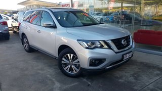 2020 Nissan Pathfinder R52 Series III MY19 ST-L X-tronic 2WD Brilliant Silver 1 Speed.