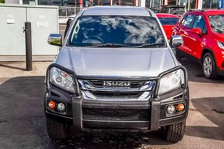 2016 Isuzu MU-X MY16.5 LS-U Rev-Tronic Silver 6 Speed Sports Automatic Wagon
