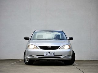 2003 Toyota Camry MCV36R Altise Silver 4 Speed Automatic Sedan.
