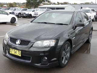 2013 Holden Commodore VE II MY12.5 SV6 Z Series Black 6 Speed Sports Automatic Sedan.