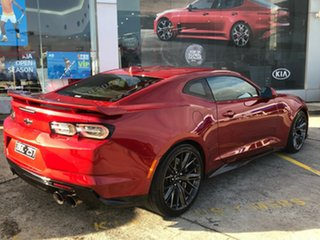 2020 Chevrolet Camaro MY20 ZL1 Burgundy 10 Speed Sports Automatic Coupe