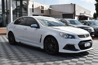 2015 Holden Special Vehicles Senator Gen-F2 MY16 Signature White 6 Speed Sports Automatic Sedan.