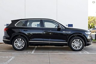 2020 Volkswagen Touareg CR MY20 190TDI Tiptronic 4MOTION Black 8 Speed Sports Automatic Wagon