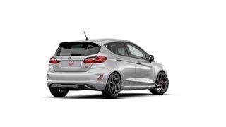 2020 Ford Fiesta ST Moondust Silver 6 Speed Manual Hatchback