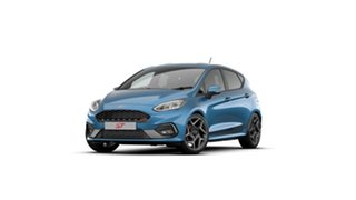 2020 Ford Fiesta WG 2020.75MY ST Ford Performance Blue 6 Speed Manual Hatchback.