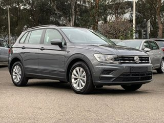 2019 Volkswagen Tiguan 5N MY20 110TSI DSG 2WD Trendline Grey 6 Speed Sports Automatic Dual Clutch.