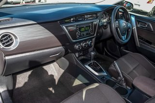 2015 Toyota Corolla ZRE182R Ascent S-CVT Positano Bronze 7 Speed Constant Variable Hatchback