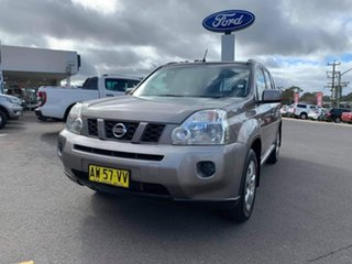 2008 Nissan X-Trail ST Grey Constant Variable Wagon