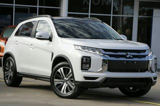 2020 Mitsubishi ASX XD MY20 Exceed 2WD Starlight 1 Speed Constant Variable Wagon.