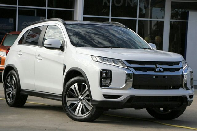 New Mitsubishi ASX XD MY20 Exceed 2WD, 2020 Mitsubishi ASX XD MY20 Exceed 2WD Starlight 1 Speed Constant Variable Wagon