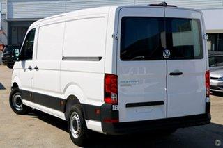 2019 Volkswagen Crafter SY1 MY19 35 MWB FWD TDI340 Runner White 6 Speed Manual Van
