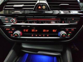 2019 BMW 520i G30 M Sport Steptronic Sophisto Grey 8 Speed Sports Automatic Sedan
