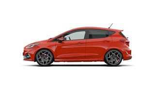2020 Ford Fiesta WG 2020.75MY ST Red 6 Speed Manual Hatchback.