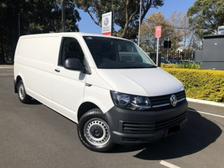 2019 Volkswagen Transporter T6 MY19 TDI340 LWB DSG White 7 Speed Sports Automatic Dual Clutch Van