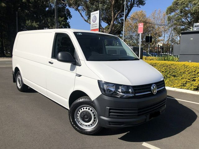 New Volkswagen Transporter T6 MY19 TDI340 LWB DSG, 2019 Volkswagen Transporter T6 MY19 TDI340 LWB DSG White 7 Speed Sports Automatic Dual Clutch Van