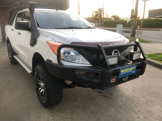 2013 Mazda BT-50 UP0YF1 XTR 6 Speed Sports Automatic Utility.