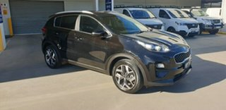 2019 Kia Sportage QL MY19 Si 2WD Premium Cherry Black 6 Speed Sports Automatic Wagon.