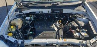 2001 Mazda Tribute Classic Silver 4 Speed Automatic Wagon