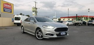 2017 Ford Mondeo MD 2017.50MY Titanium Moondust Silver 6 Speed Sports Automatic Dual Clutch.