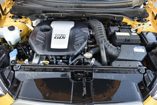 2016 Hyundai Veloster FS4 Series II SR Coupe D-CT Turbo Yellow 7 Speed Sports Automatic Dual Clutch