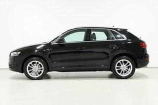 2015 Audi Q3 8U MY15 2.0 TDI Quattro (110kW) Black 7 Speed Auto Dual Clutch Wagon