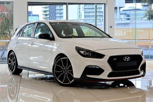 New Hyundai i30 PDe.3 MY20 N Performance, 2020 Hyundai i30 PDe.3 MY20 N Performance Polar White 6 Speed Manual Hatchback