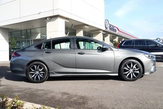 2018 Holden Commodore ZB MY18 RS Liftback Grey 9 Speed Sports Automatic Liftback.