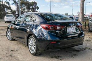 2016 Mazda 3 BM5238 SP25 SKYACTIV-Drive GT Blue 6 Speed Sports Automatic Sedan.