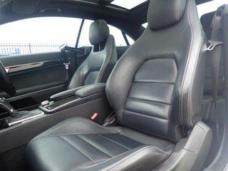 2010 Mercedes-Benz E-Class C207 E250 CDI BlueEFFICIENCY Avantgarde Silver 5 Speed Sports Automatic