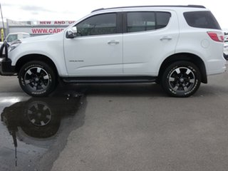 2016 Holden Colorado 7 RG MY16 Trailblazer White 6 Speed Sports Automatic Wagon