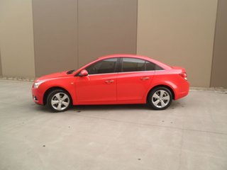 2009 Holden Cruze JG CDX Sting Red 5 Speed Manual Sedan