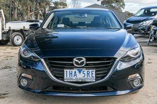 2016 Mazda 3 BM5238 SP25 SKYACTIV-Drive GT Blue 6 Speed Sports Automatic Sedan