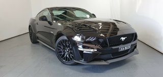 2019 Ford Mustang FN 2020MY GT Fastback RWD Shadow Black 6 Speed Manual Fastback.