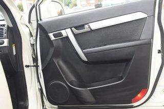 2012 Holden Captiva CG Series II 7 SX White 6 Speed Sports Automatic Wagon
