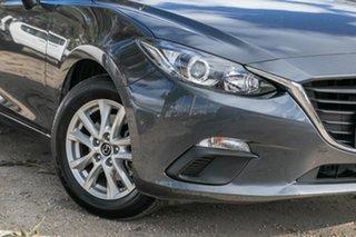 2014 Mazda 3 BM5478 Touring SKYACTIV-Drive Grey 6 Speed Sports Automatic Hatchback.