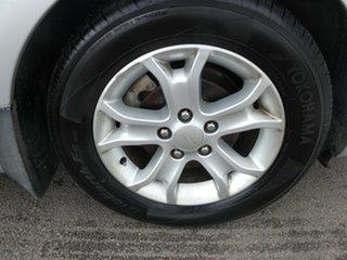 2011 Ford Falcon FG MkII XT Silver 6 Speed Sports Automatic Sedan