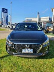 2020 Hyundai i30 PD2 MY20 Active Phantom Black 6 Speed Sports Automatic Hatchback.