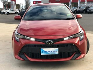 2018 Toyota Corolla Mzea12R Ascent Sport Red Constant Variable Hatchback.