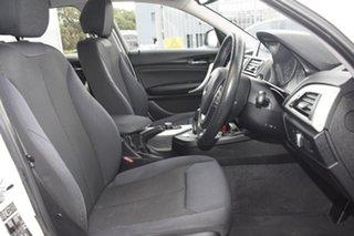 2011 BMW 1 Series F20 116i White 8 Speed Sports Automatic Hatchback