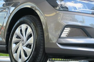 2019 Volkswagen Polo AW MY20 70TSI Trendline Grey 5 Speed Manual Hatchback.