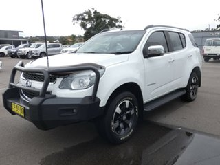 2016 Holden Colorado 7 RG MY16 Trailblazer White 6 Speed Sports Automatic Wagon.