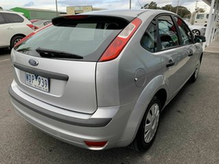 2007 Ford Focus LS CL Silver 5 Speed Manual Hatchback