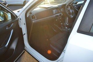 2016 Mazda CX-5 KE1032 Maxx SKYACTIV-Drive i-ACTIV AWD Sport White 6 Speed Sports Automatic Wagon