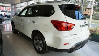 2019 Nissan Pathfinder R52 MY17 Series 2 ST-L (4x2) Snow Storm Continuous Variable Wagon