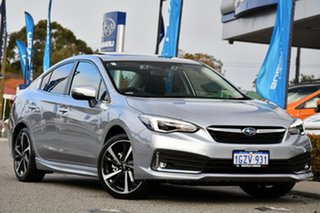 2020 Subaru Impreza G5 MY20 2.0i-S CVT AWD Ice Silver 7 Speed Constant Variable Sedan.
