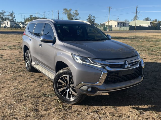 Used Mitsubishi Pajero Sport QE MY17 GLX, 2016 Mitsubishi Pajero Sport QE MY17 GLX Grey 8 Speed Sports Automatic Wagon